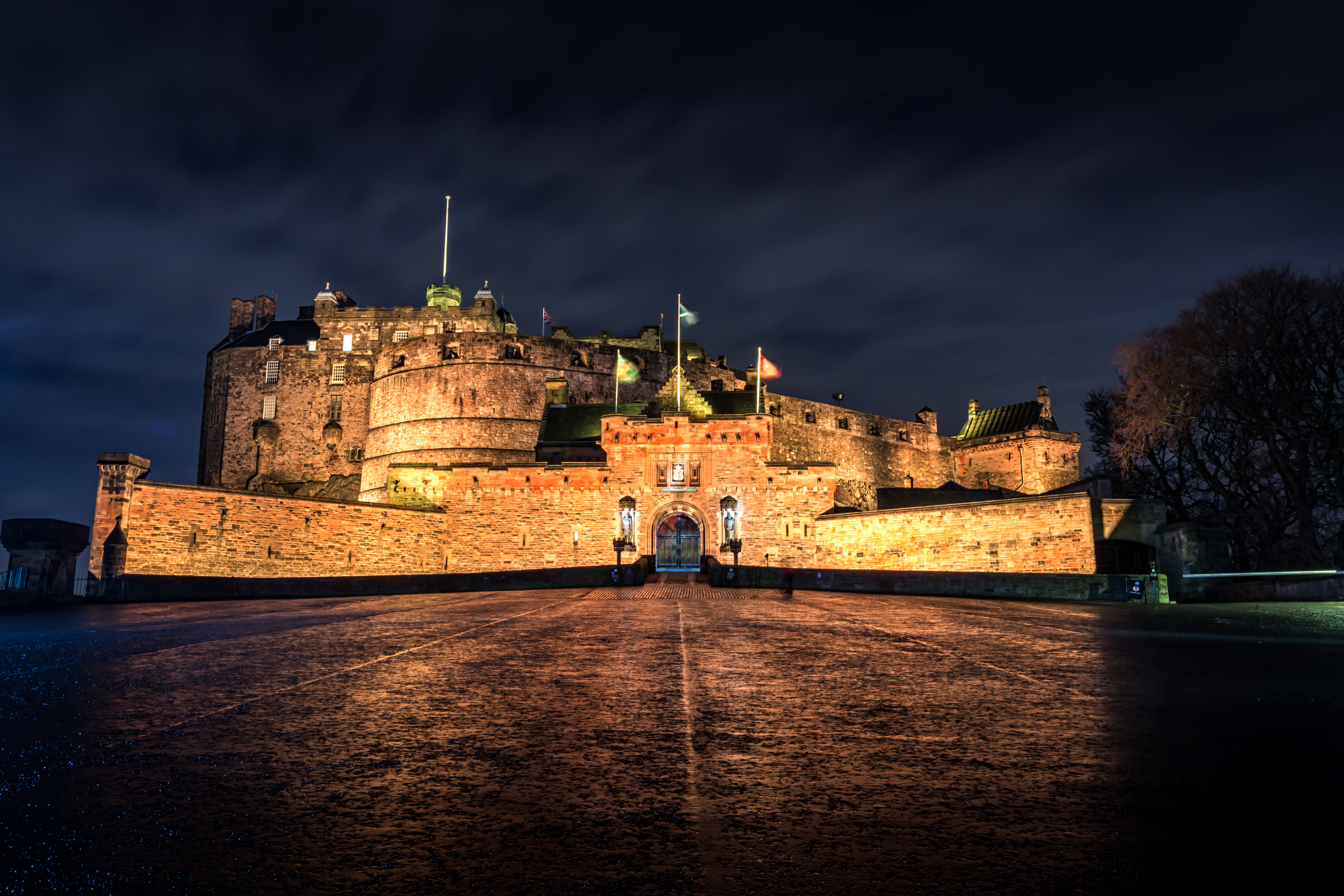 Edinburgh Website