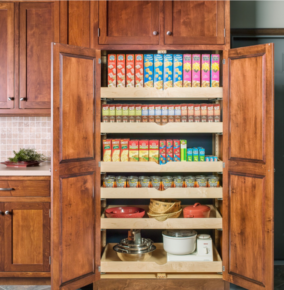 Pantry Pull Out System