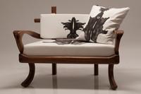 Rorschach Love Seat 3
