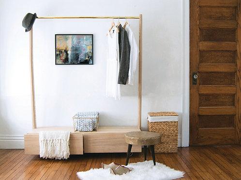 5° Ash Wardrobe
