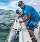 Tarpon in Tampa Bay