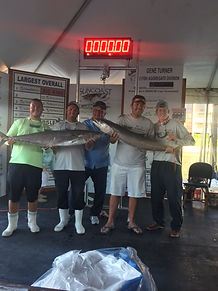 Suncoast Kingfish Classic 1st place