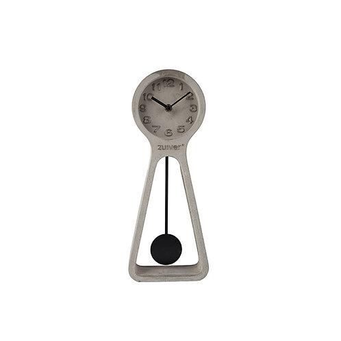 Time Clock Grijs