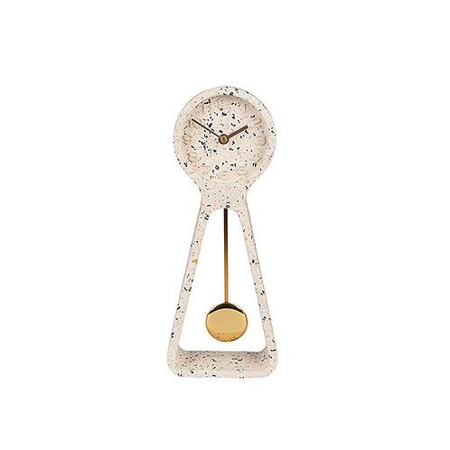 Time Clock Terazzo