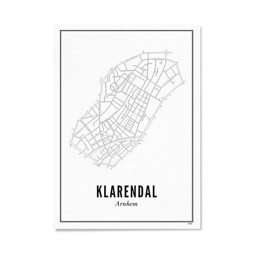 Poster - Arnhem Klarendal 30x40