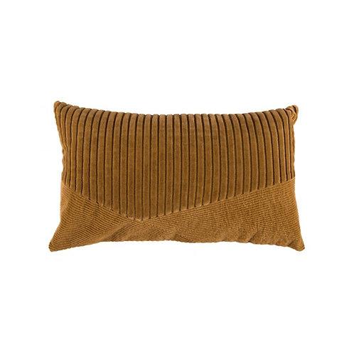 Kussen velvet Fudge 30x50 cm