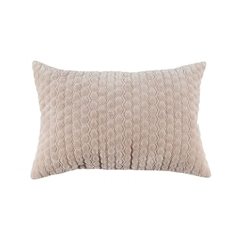Kussen velvet Bisquit 40x60 cm