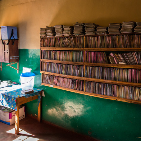 The breadth and burden of data collection in a Rural Health Clinic