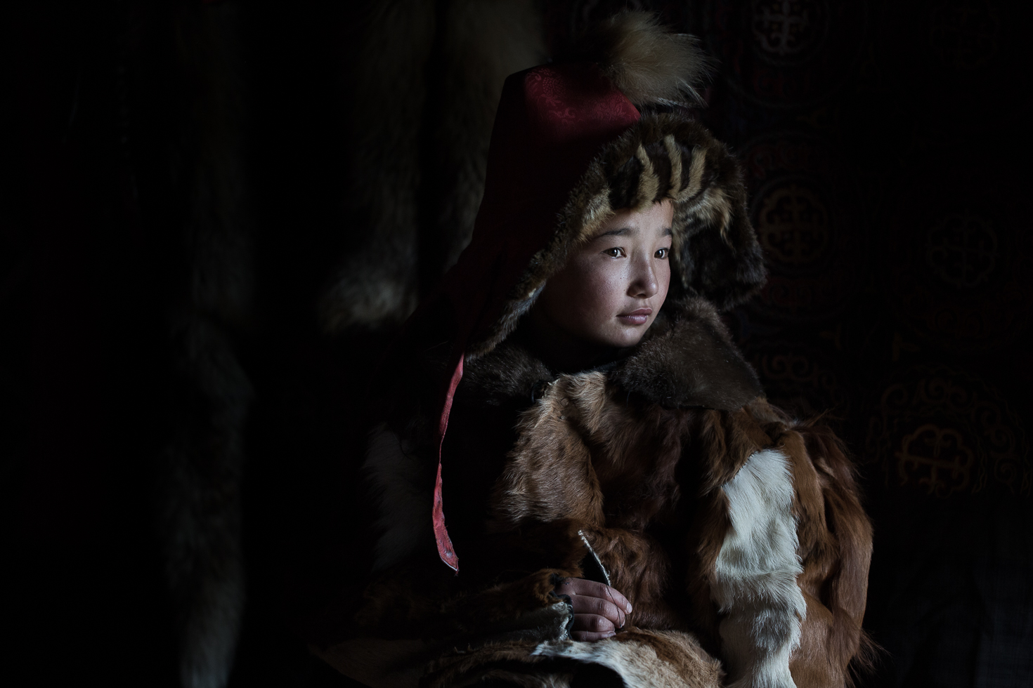 Eagle Hunter's Daughter, Mongolia