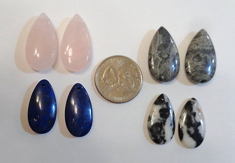 Teardrop Pendant Beads