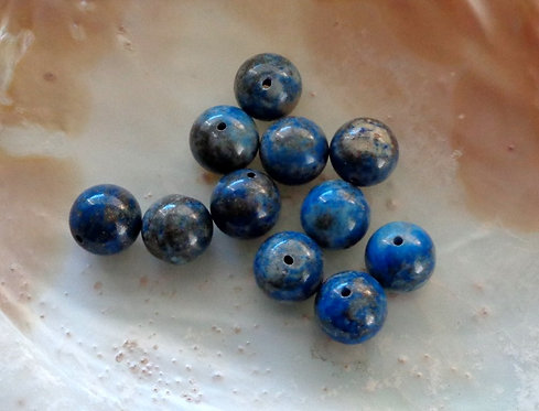 Natural Denim Lapis Lazuli