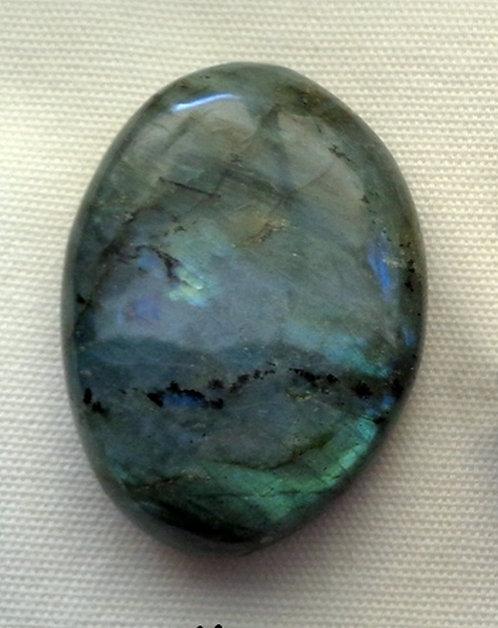 Fire Labradorite Palm Stone