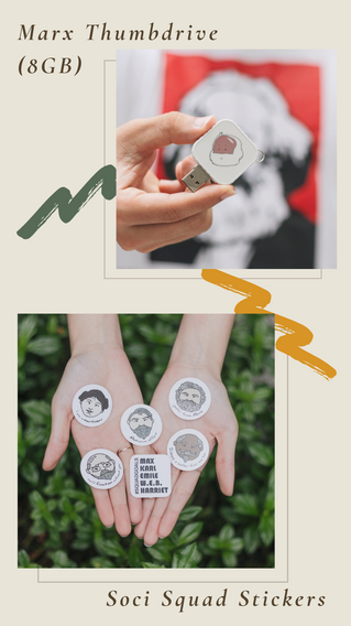 Thumbdrive / Stickers