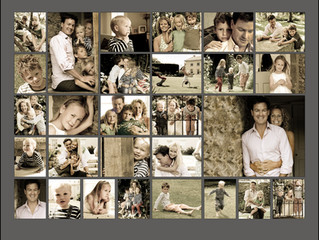 Family Portraits and Memories