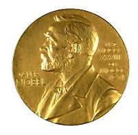 Nobel Prize medal: red light therapy research was awarded