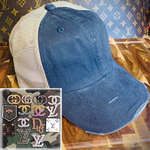 Mesh Back Hat