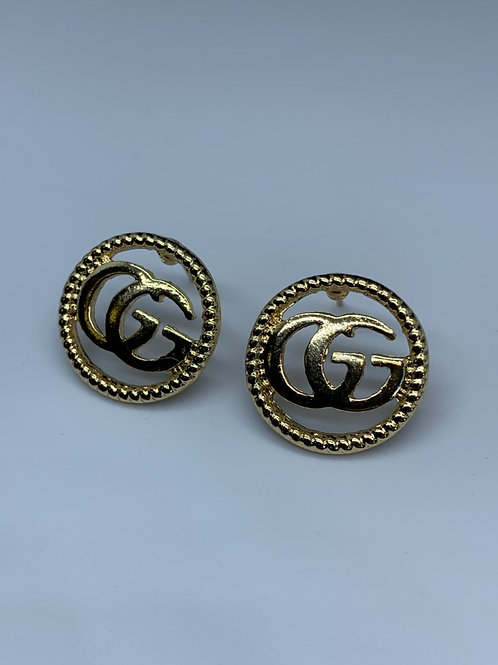 GG Earrings (Designer Inspired)