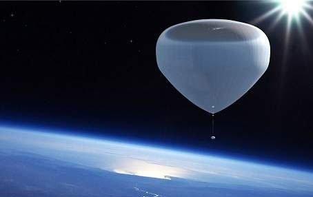 BAA - Balão de Alta Altitude