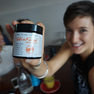 IN CAHOOTS: with Beck Howe, Co-owner, Passionate Skin Care.