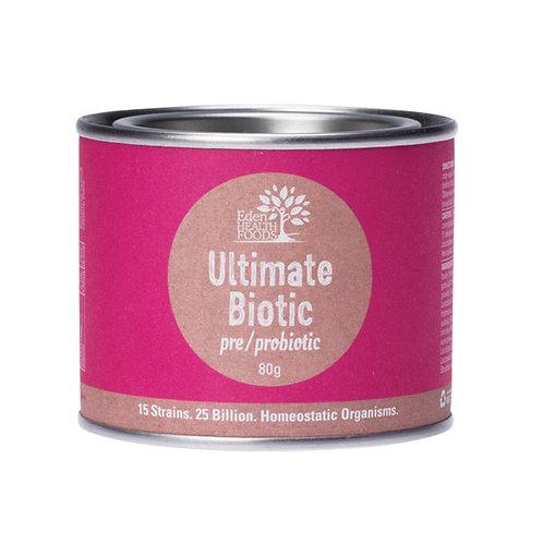 EDEN HEALTH FOODS Ultimate Biotic 80g (228 serves)