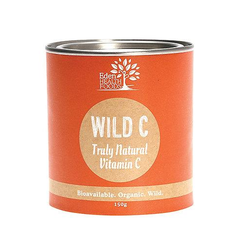 EDEN HEALTH FOODS Wild C 150g (50 servings)