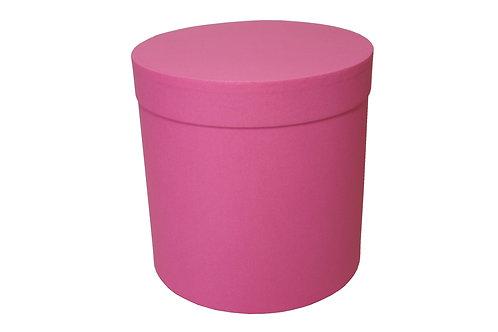 Sofie č.3 průměr 20 v 20 cm tmavě růžová mat