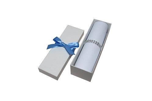 Krabička na svatební oznámení samoskladná