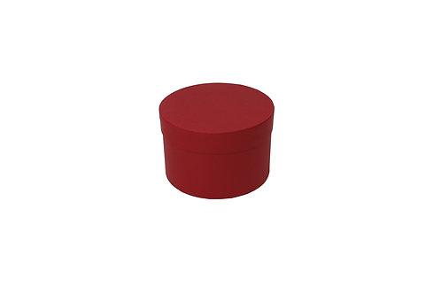 Sofie č.4 průměr 15 v 10 cm tmavě červená Surbalin