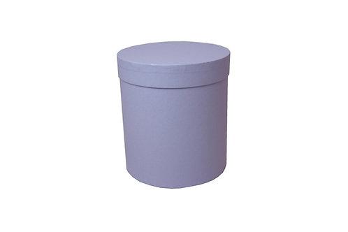 Sofie č.4 průměr 15 výška 17 cm světle fialová mat