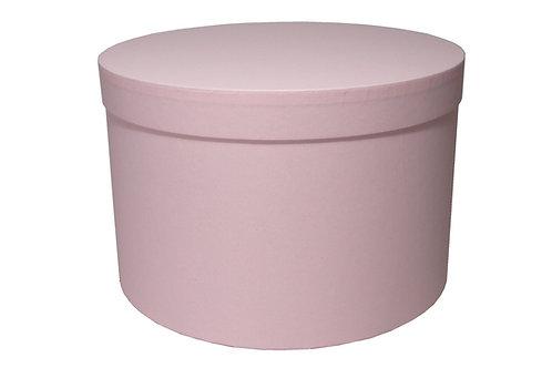Sofie č.1 průměr 30 v 20 cm světle růžová mat