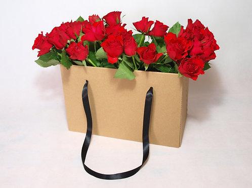 Taška na květiny velká