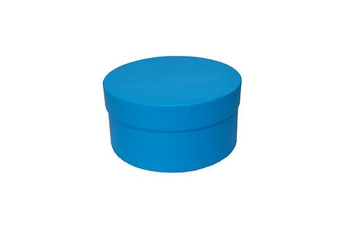 Sofie č.3 průměr 20 v 10 cm tmavě modrá mat