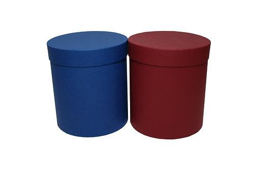 Sofie č.4 průměr 15 výška 17 cm tmavě modrá nebo tmavě červená Surbalin