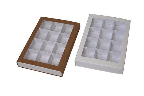 Krabička na 12 pralinek