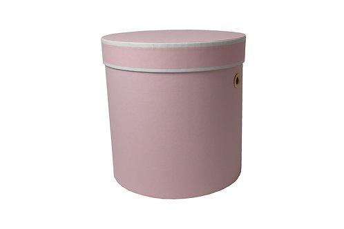 Sofie č,3 průměr 20v20 cm s otvory KOMBI světle růžová