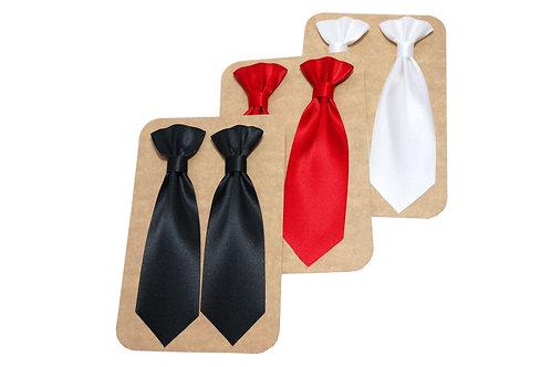 Dekorace pánská kravata 2 ks v balení