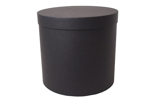 Sofie č.2 průměr 26 výška 25 cm černá mat