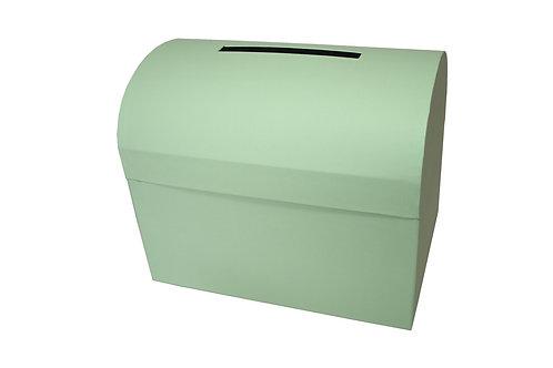 Diana truhla 28x19,5x23 cm světle zelená mat