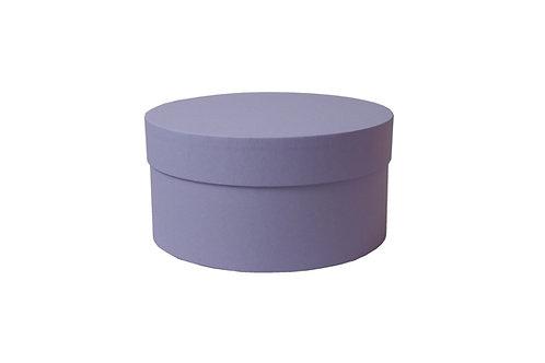 Sofie č.3 průměr 20 v 10 cm světle fialová mat
