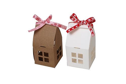 Krabička mini domeček