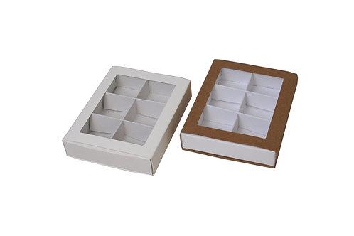 Krabička na 6 pralinek