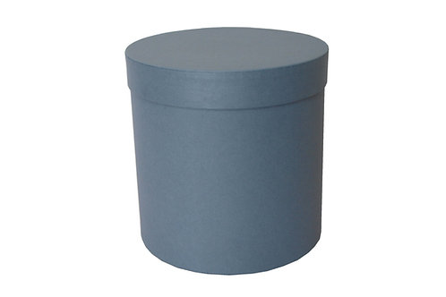 Sofie č.3 průměr 20 v 20 cm šedá mat