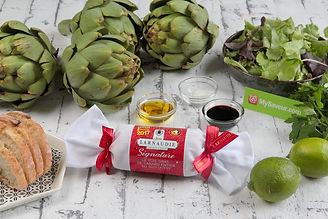 Ingrédients_artichauts_foie_gras_(Larnau