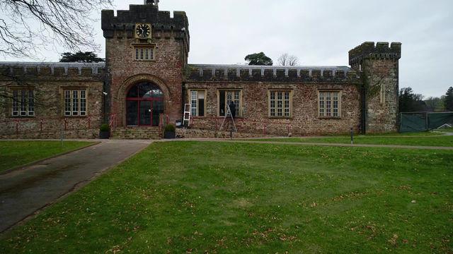 Hensol Castle.... A Hidden Gem!