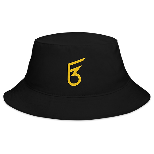 F3 Signature Bucket Hat