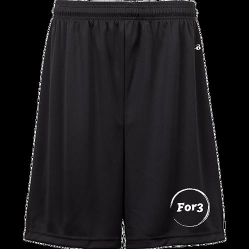 For3 Serkel Shorts
