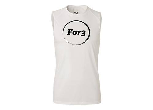 For3 Serkel Sleeveless T-Shirt