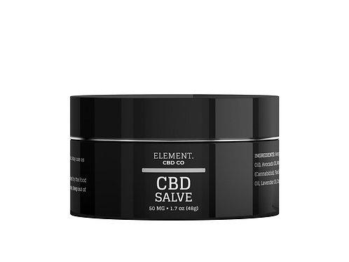Premium HEMP CBD Salve - 50mg