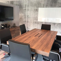 Trend Micro Private Meeting Area in Swiss Tower, JLT, Dubai