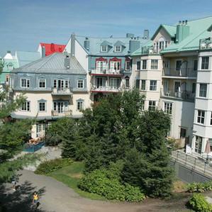 Homewood Suites, Tremblant, Quebec